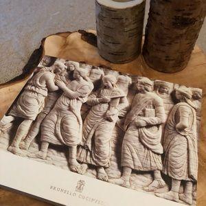 Brunello Cucinelli Coffee Table Book